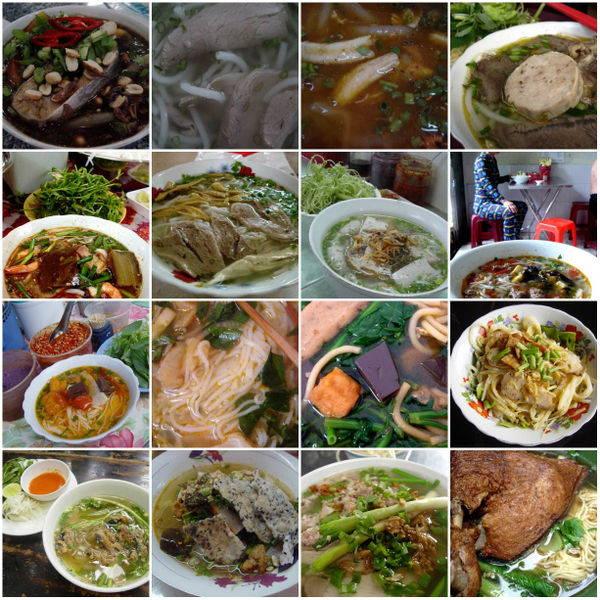 越南人的日常飲食習慣
